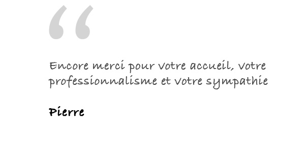 Testimonial-Pierre