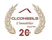 Logo CLConseils - 20 ans